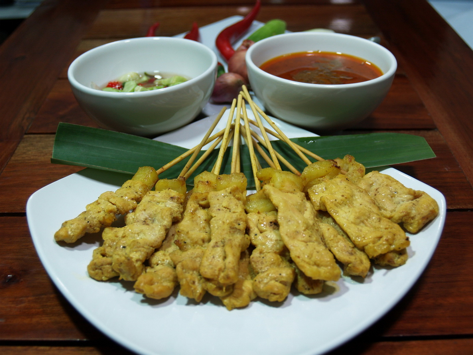 Original Thai Satay